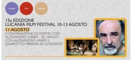 alessandro haber 15a edizione lucania film festival