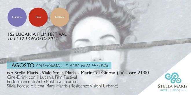 anteprima lucania film festival 15a edizione hotel stella maris