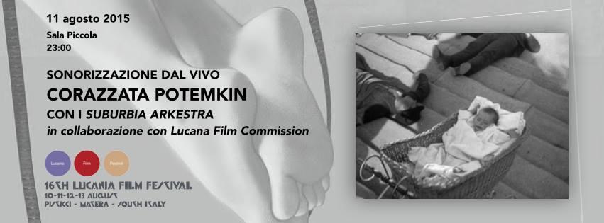 corazzata potemkin 16a edizione lucania film festival 2015
