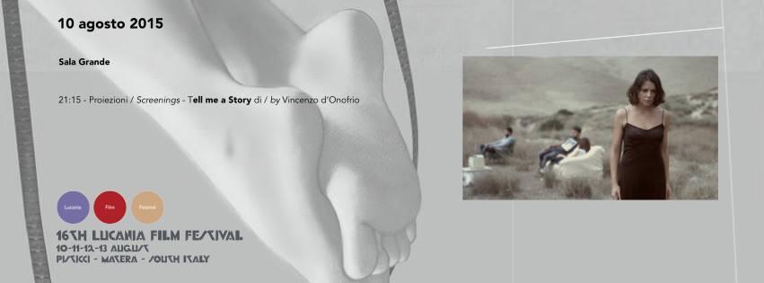 tell me a story 16a edizione lucania film festival 2015