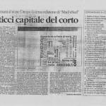 Articolo Giornale 2003_ IV edizione_
