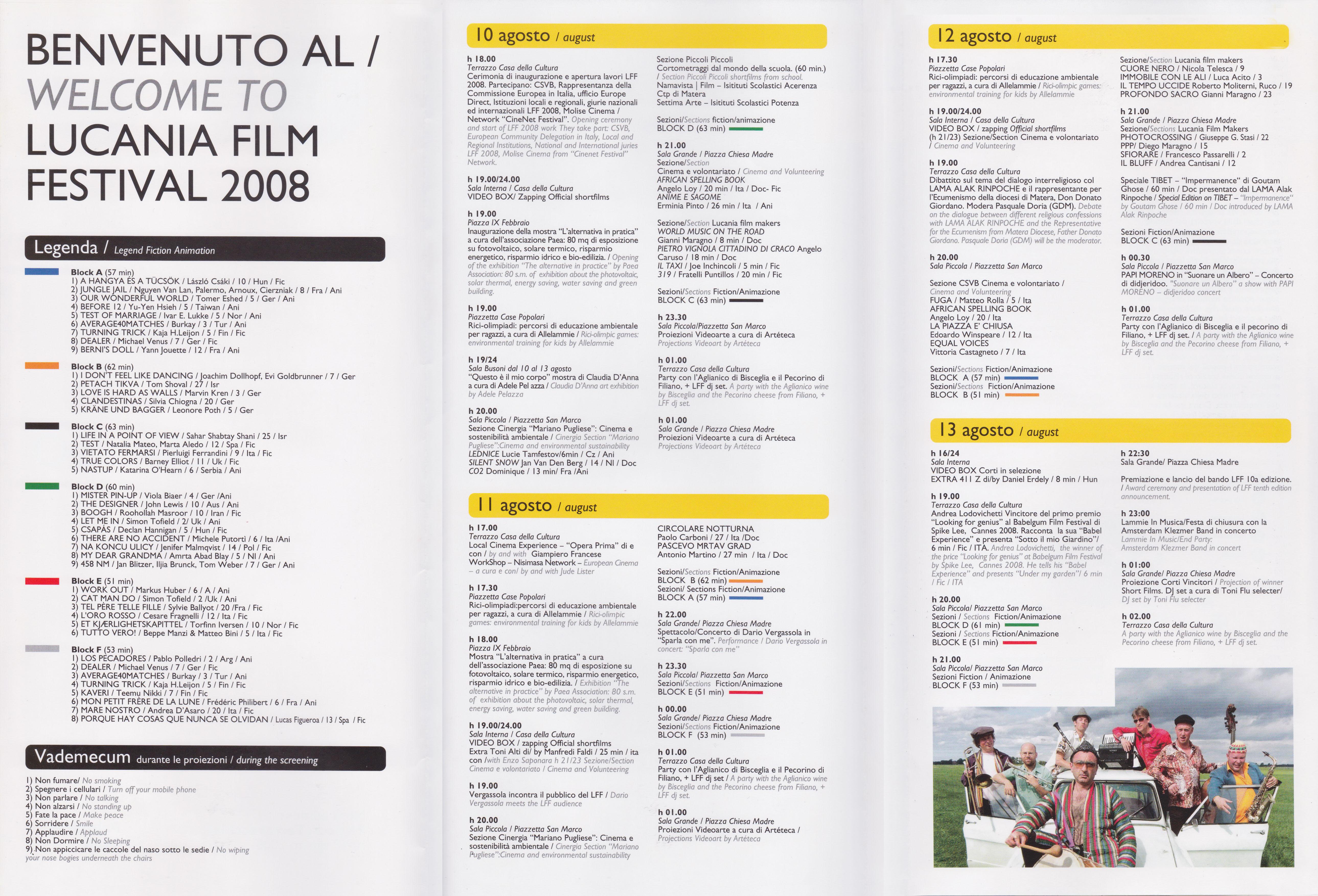 brochure lato A