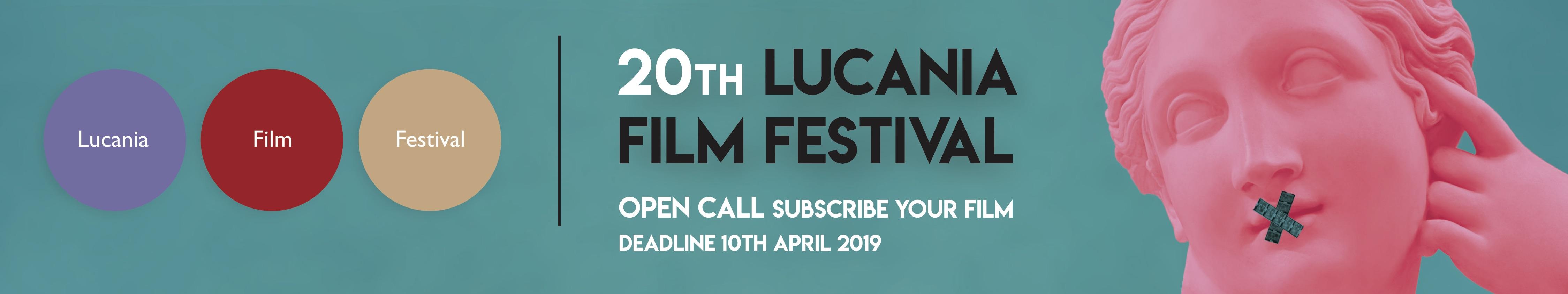 19a edizione Lucania Film Festival · Pisticci · Matera 2019· Southern Italy