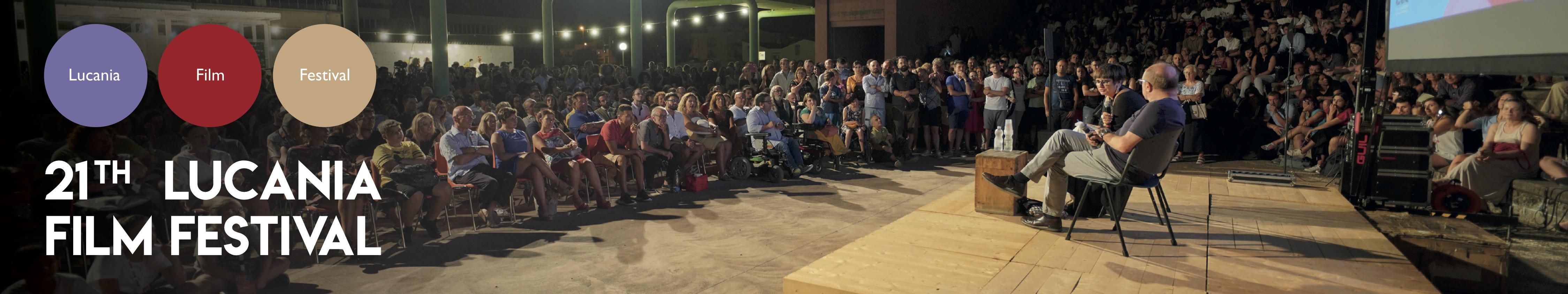 21th Lucania Film Festival · Pisticci · Matera 2019· Southern Italy