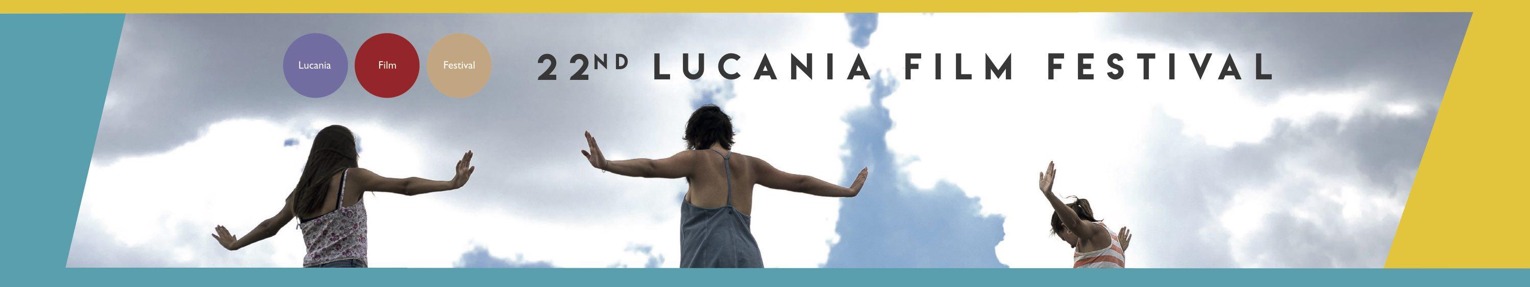 22a Lucania Film Festival · Pisticci · Matera 2019 · Southern Italy